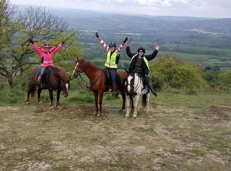 Horse Riding Holiday Dorset
